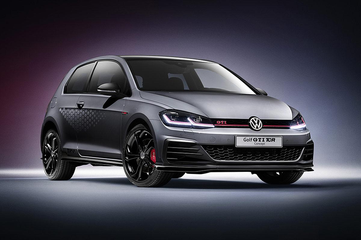 Volkswagen Golf GTI TCR 2018, el Golf más rápido de la historia (fotos)