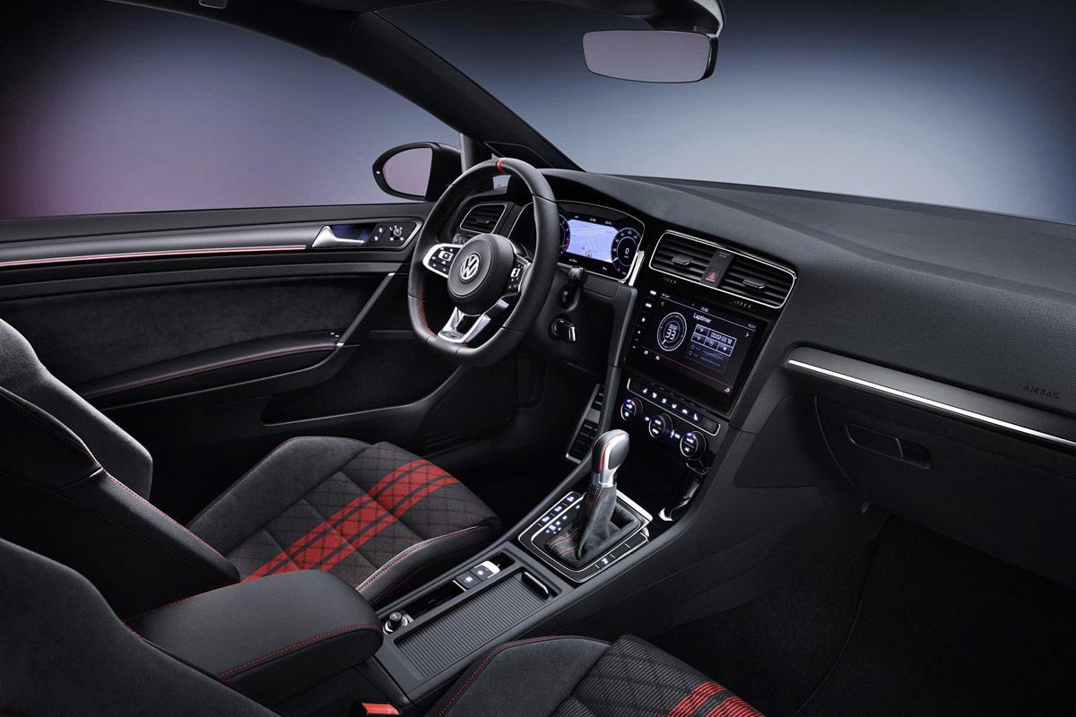 Volkswagen Golf GTI TCR 2018