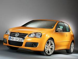 Volkswagen Golf Speed (2005)