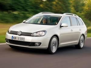 Volkswagen Golf Variant (2010)