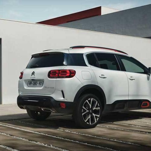 Primera toma de contacto con el Citroën C5 Aircross 2018