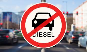 Alemania comienza a prohibir el paso a los coches diésel