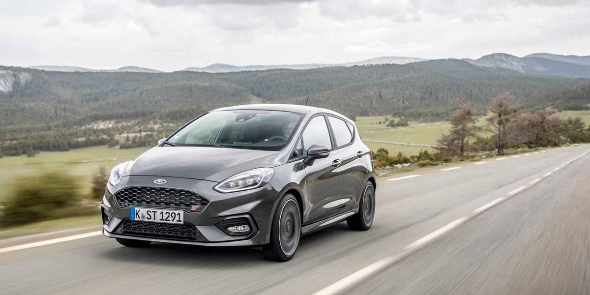 Primera prueba: Ford Fiesta ST 2018