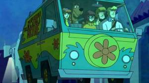 Así eran los coches de los dibujos animados de nuestra infancia
