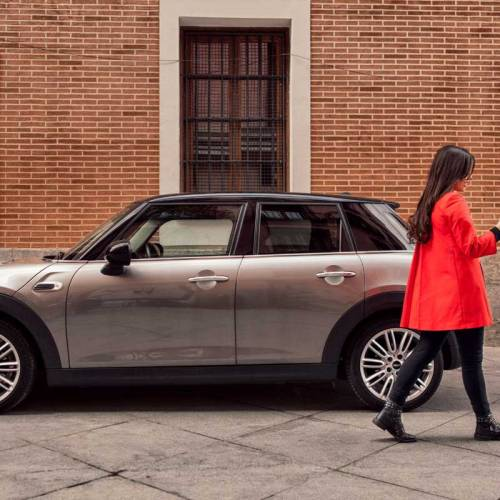 MINI Sharig: la nueva app de MINI con la que podrás compartir tu coche