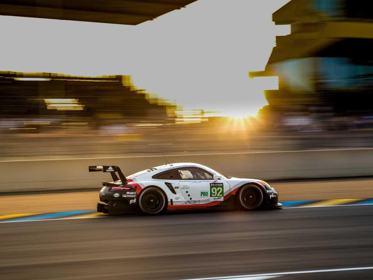 Así se prepara un piloto para las 24 Horas de Le Mans