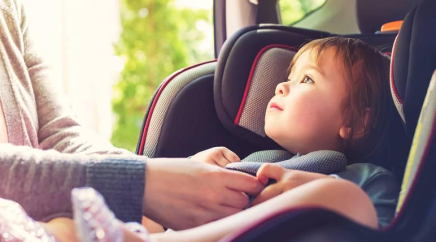 Estas sillitas de coche para niños no superan los test de seguridad