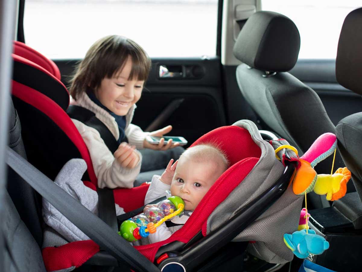sillitas coche niños seguridad