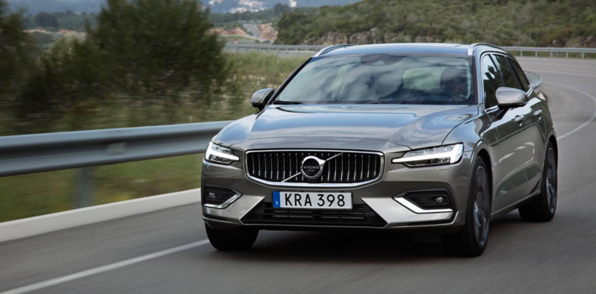Volvo V60 2018, primera prueba