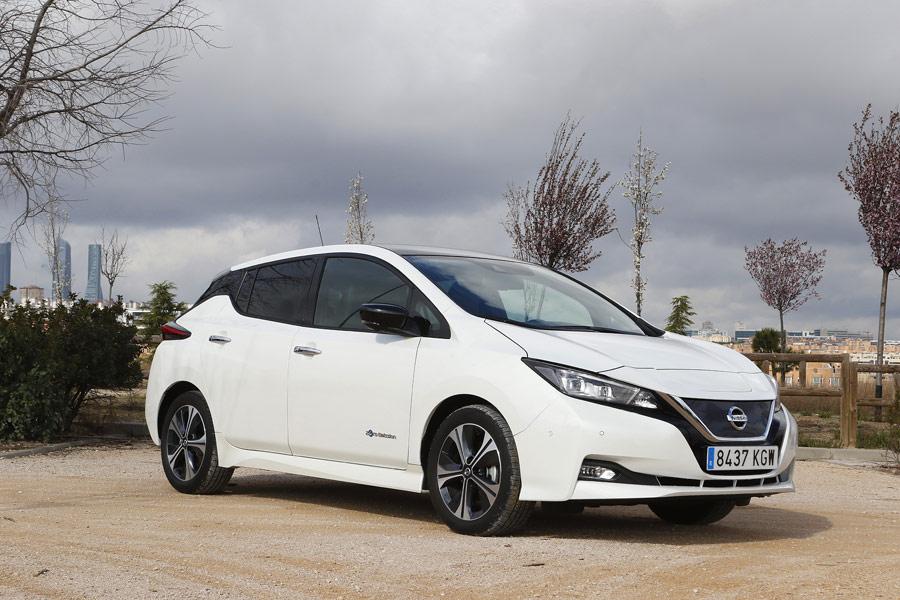 Prueba Nissan Leaf 40 kWh Tekna, ¿quién dijo miedo?