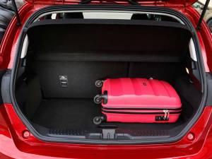 Ford Fiesta Titanium 1.5 TDCI 120 CV: maletero