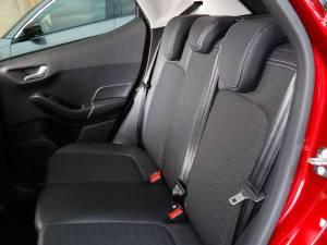 Ford Fiesta Titanium 1.5 TDCI 120 CV: espacio