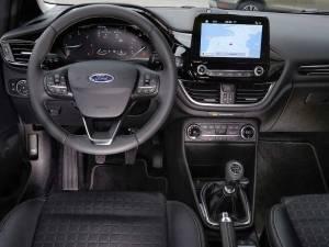 Ford Fiesta Titanium 1.5 TDCI 120 CV: rediseño
