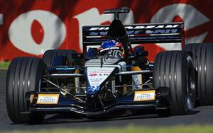 2001 GP Australia