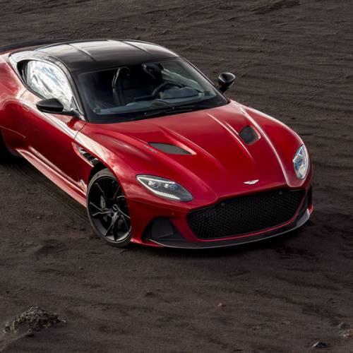 Aston Martin DBS Superleggera, la firma británica despierta a la bestia