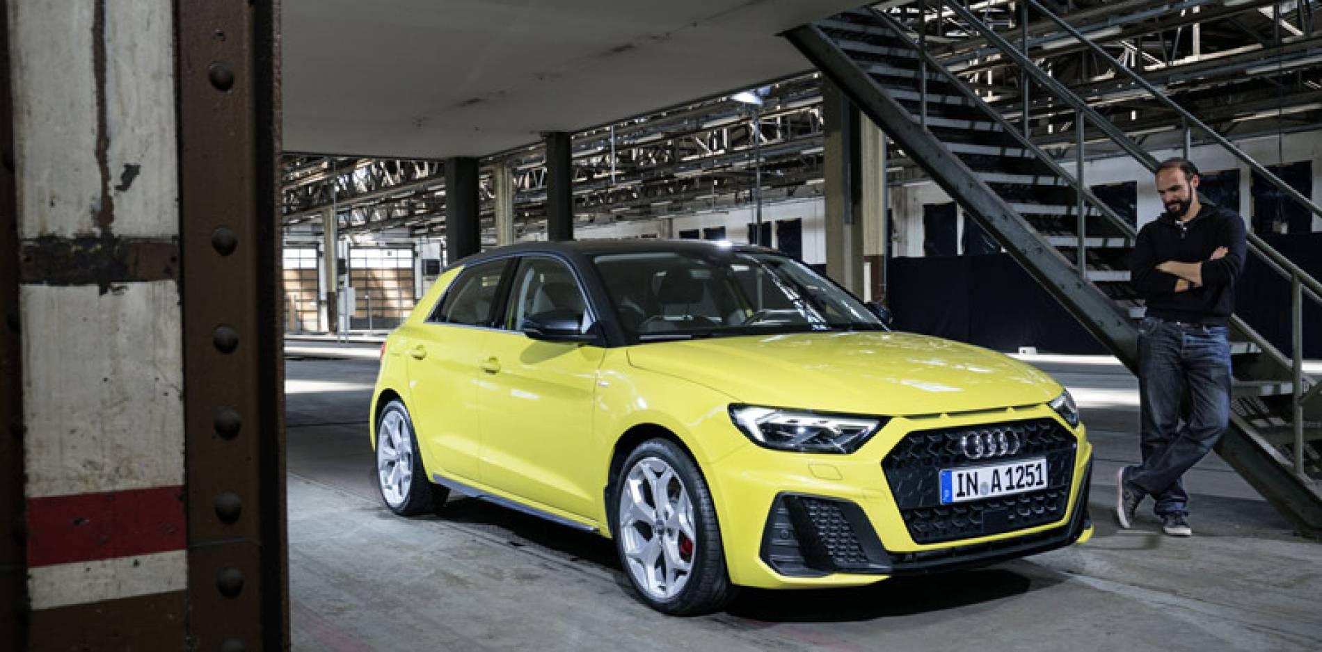 Audi A1 Sportback, nueva clase élite