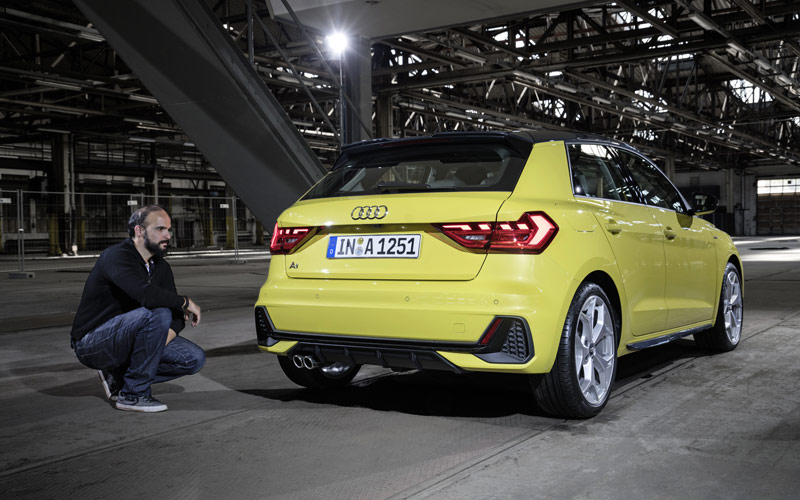 Audi A1 Sportback, nuestro primer contacto en imágenes
