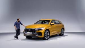 Audi Q8 2018, el nuevo SUV deportivo al detalle