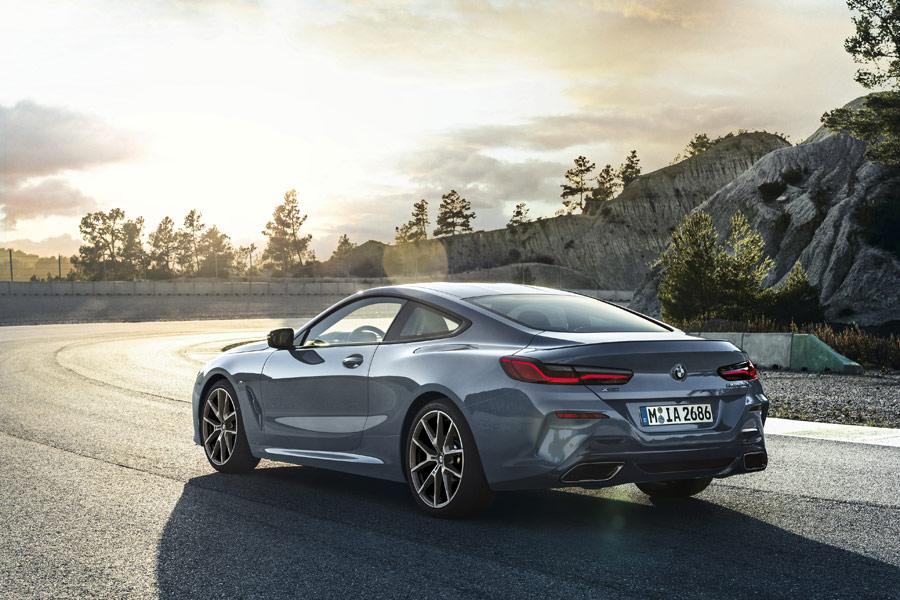 BMW Serie 8 Coupé, nuevo objeto de deseo en imágenes