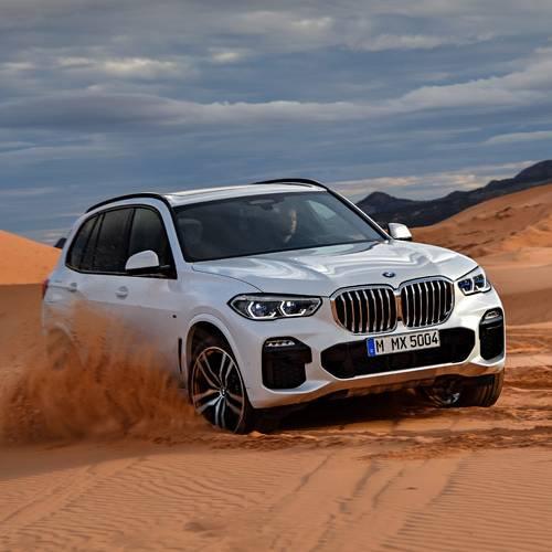BMW X5 2019, con la tecnología por bandera