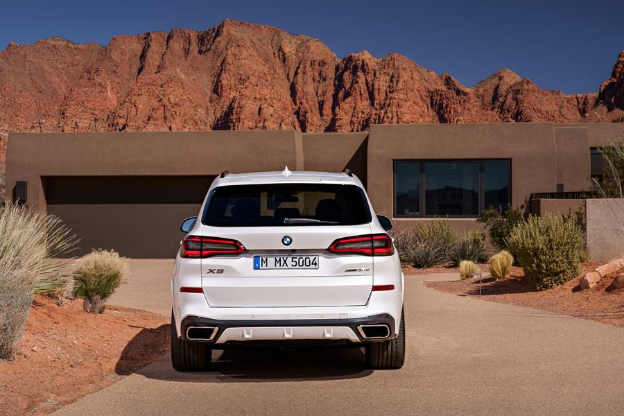 BMW X5 2019, en imágenes
