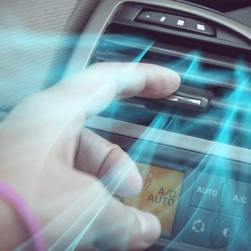 Las principales enfermedades que causa el aire acondicionado del coche