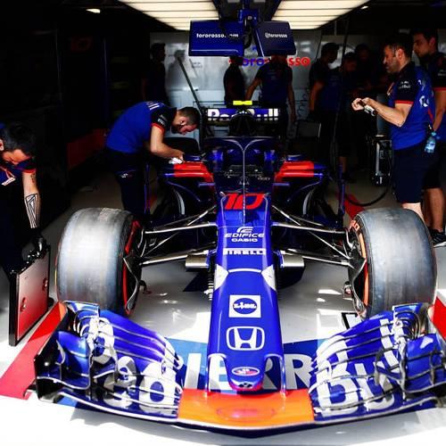 Red Bull confiará en Honda en la F1 a partir de 2019