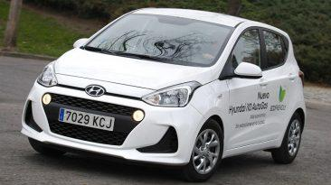 Hyundai i10 Autogás