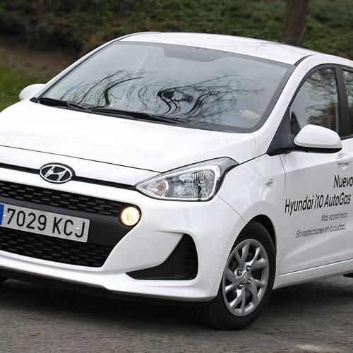 Prueba Hyundai i10 Autogas, un cambio de mentalidad