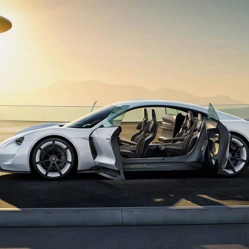 Porsche Taycan: así se llamará su primer coche eléctrico, basado en el Mission E