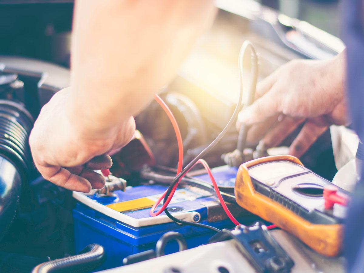 Precauciones cambio batería