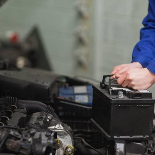 Precauciones a la hora de cambiar la batería del coche