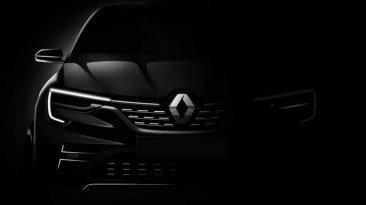 Renault SUV Coupé