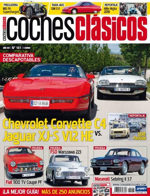 Revista Coches Clásicos Número 161
