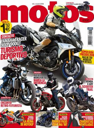 Revista Motos – número 46