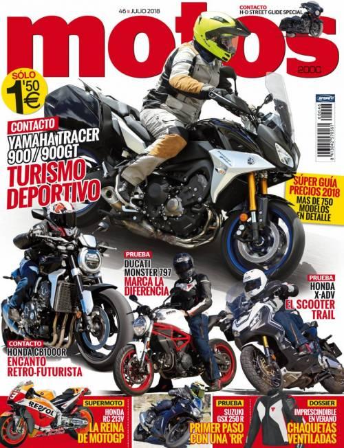 Revista Motos – número 46