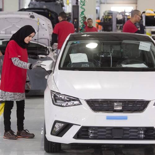 SEAT quiere dominar los mercados del norte de África