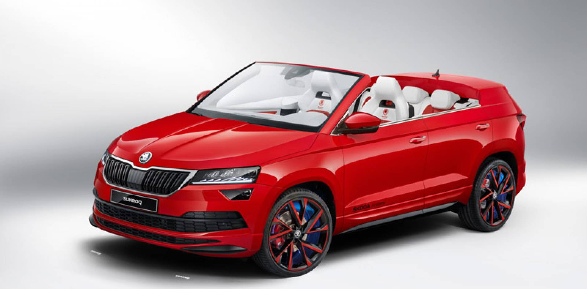 Škoda Sunroq, el resultado de dejar trabajar a los más jóvenes con libertad