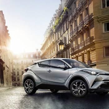 Toyota C-HR hybrid 2019, más exclusividad para el todocamino de moda