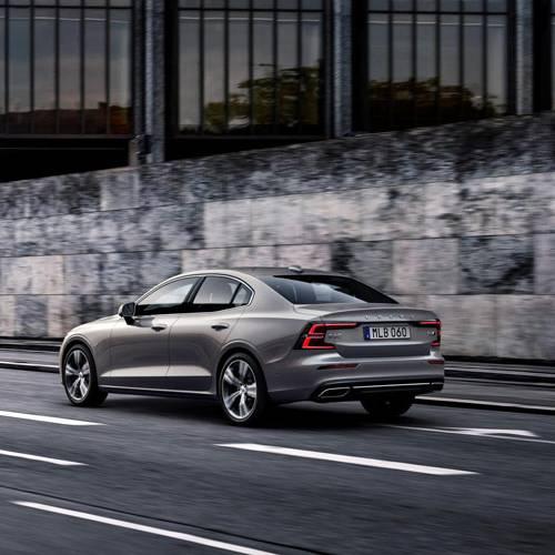 Volvo S60, nuevo referente familiar