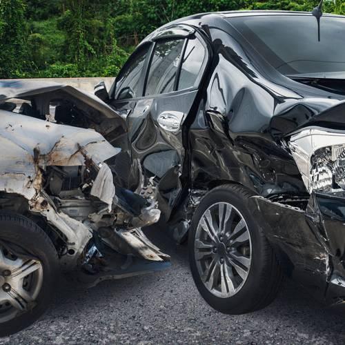 ¿Qué debes hacer si presencias un accidente de tráfico?