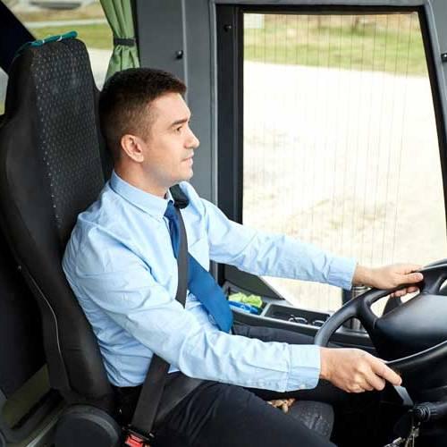 Alcolock: el sistema que bloqueará los autobuses si el conductor ha bebido