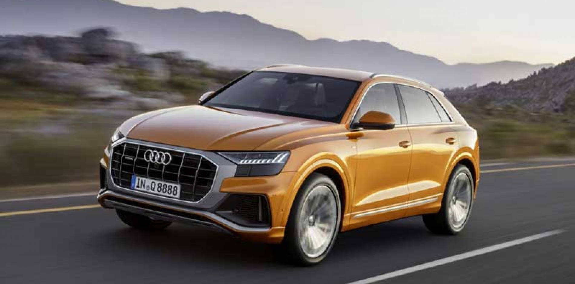 Audi Q8 2018, conocemos en exclusiva el nuevo todocamino 'de representación'
