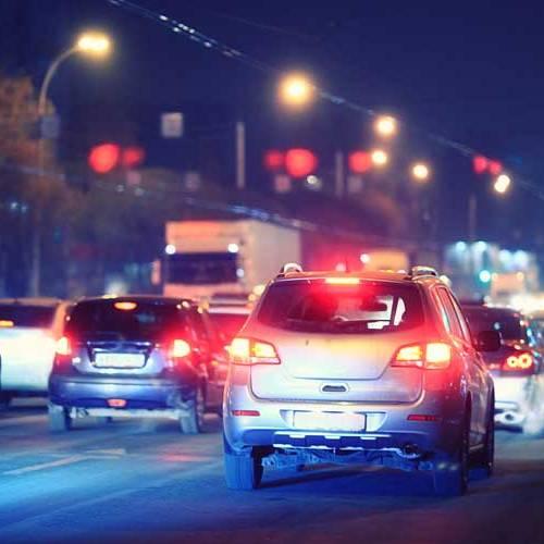 ¿Sabes cómo parar el coche si los frenos se han averiado?
