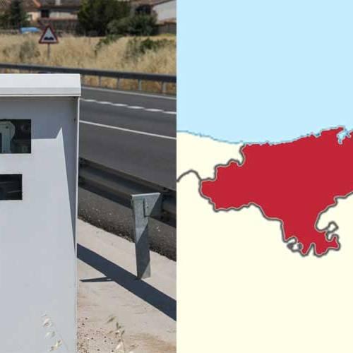 Todos los radares de Cantabria