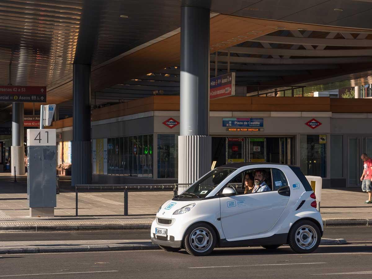 carsharing Madrid