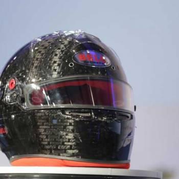 Este es el casco del futuro superresistente para la Fórmula 1