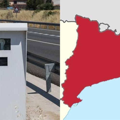 Todos los radares de Cataluña