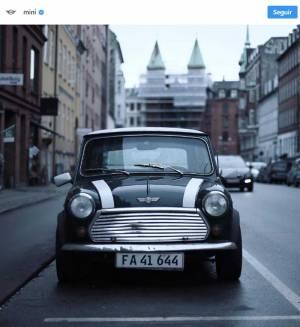 Un coche de clase alta