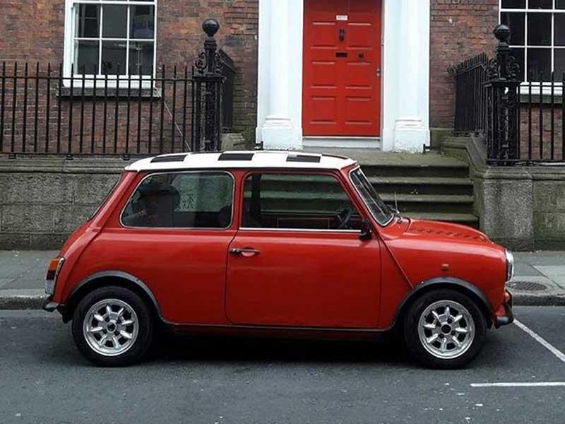 15 curiosidades del Mini, un coche histórico